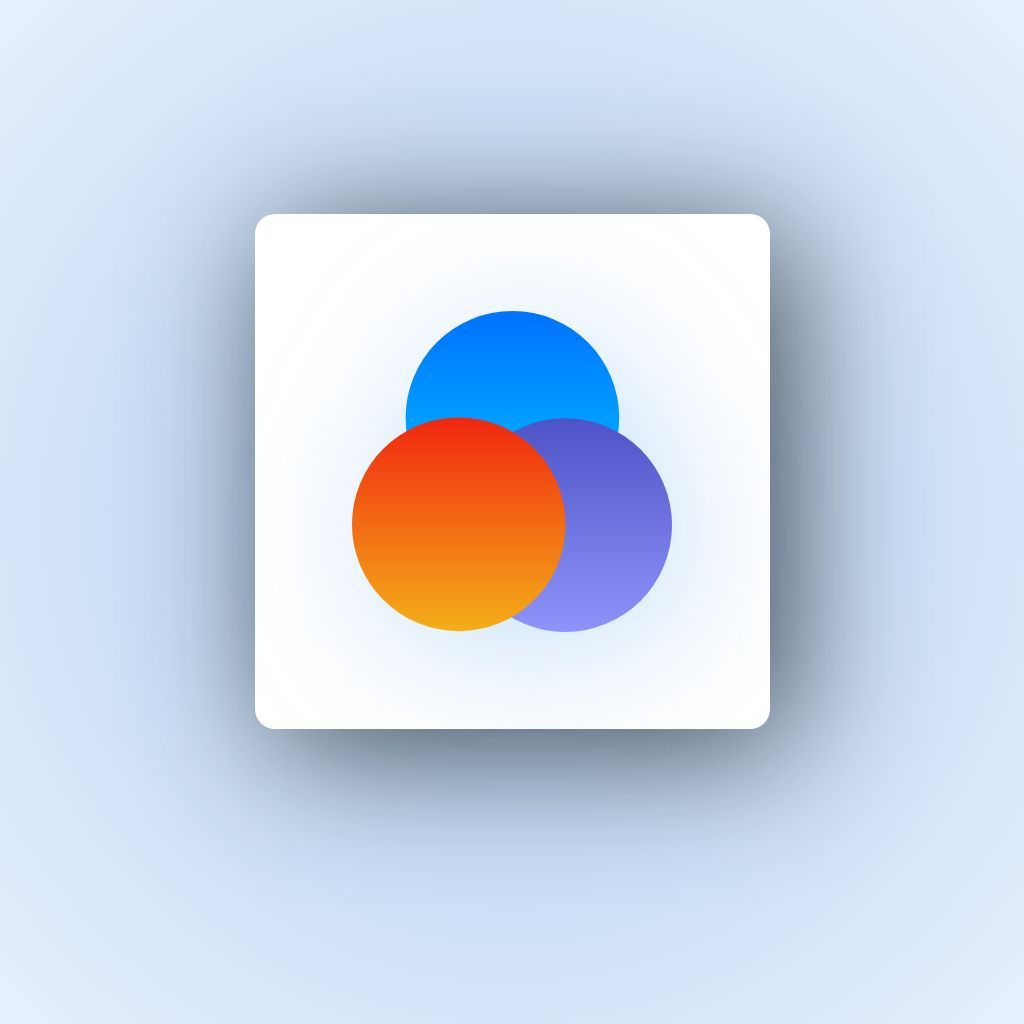 App Store Icon 33 template. Quickly edit text, colors, images, and more for free.