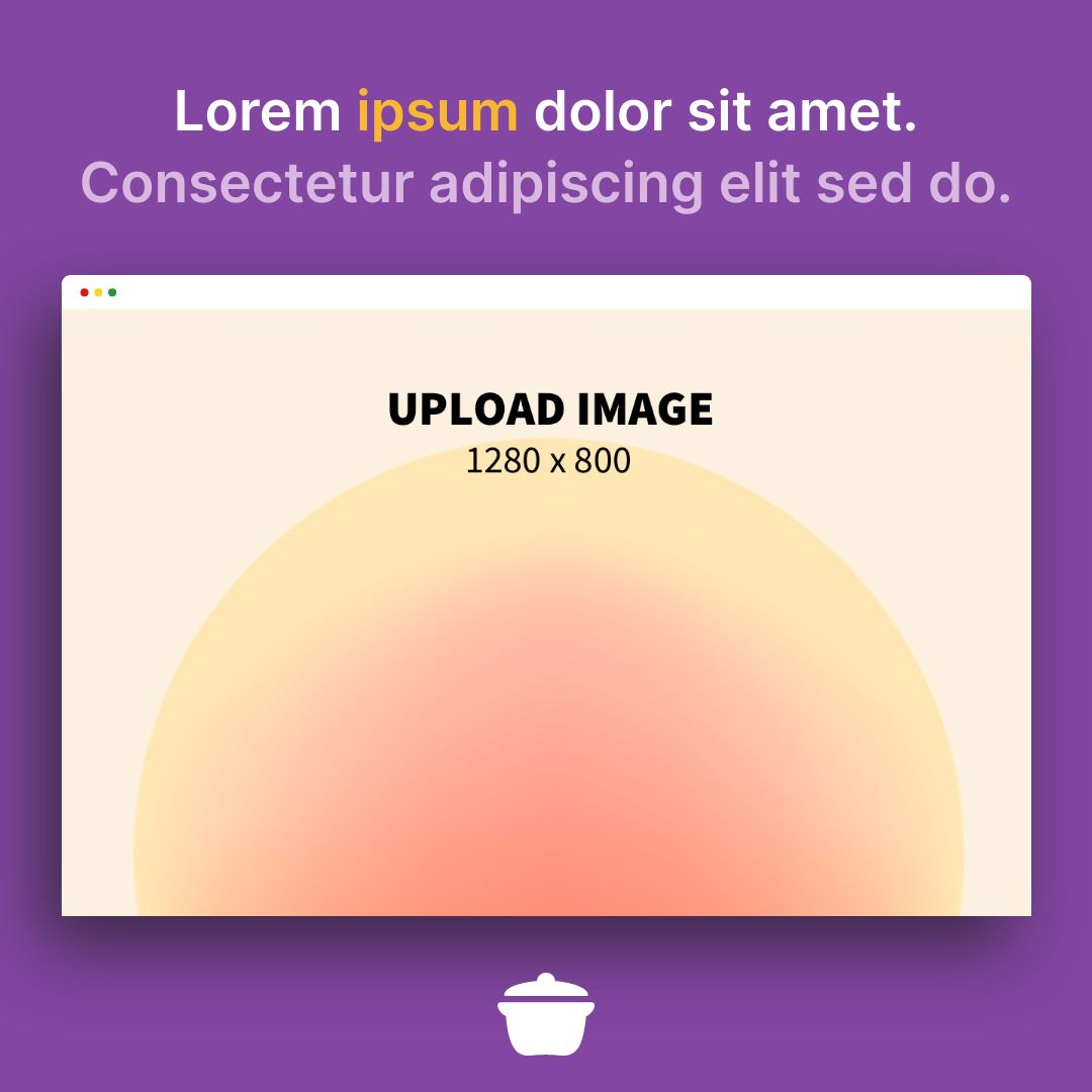 Instagram Post 138 template. Quickly edit text, colors, images, and more for free.