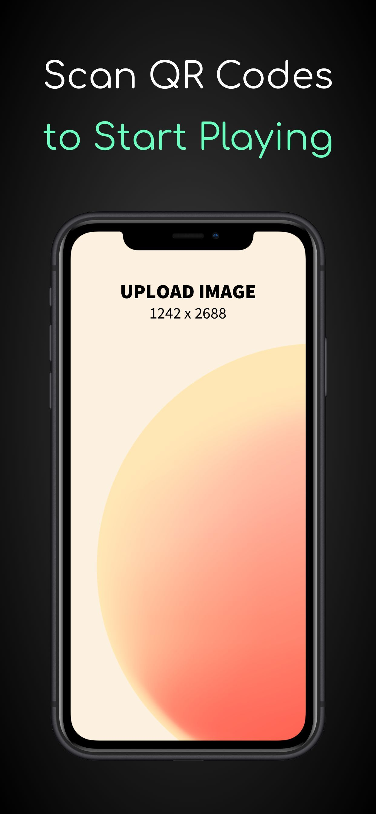 iPhone XS Max Screenshot 22 template. Quickly edit fonts, text, colors, and more for free.