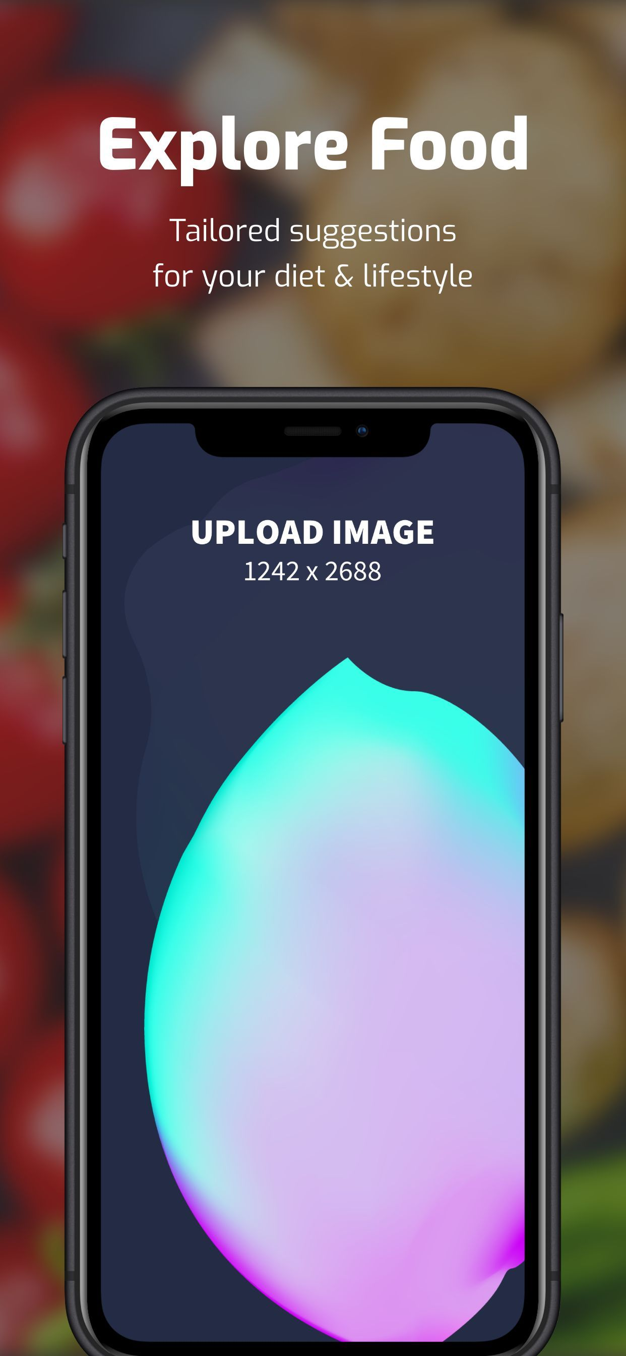 iPhone XS Max Screenshot 50 template. Quickly edit fonts, text, colors, and more for free.