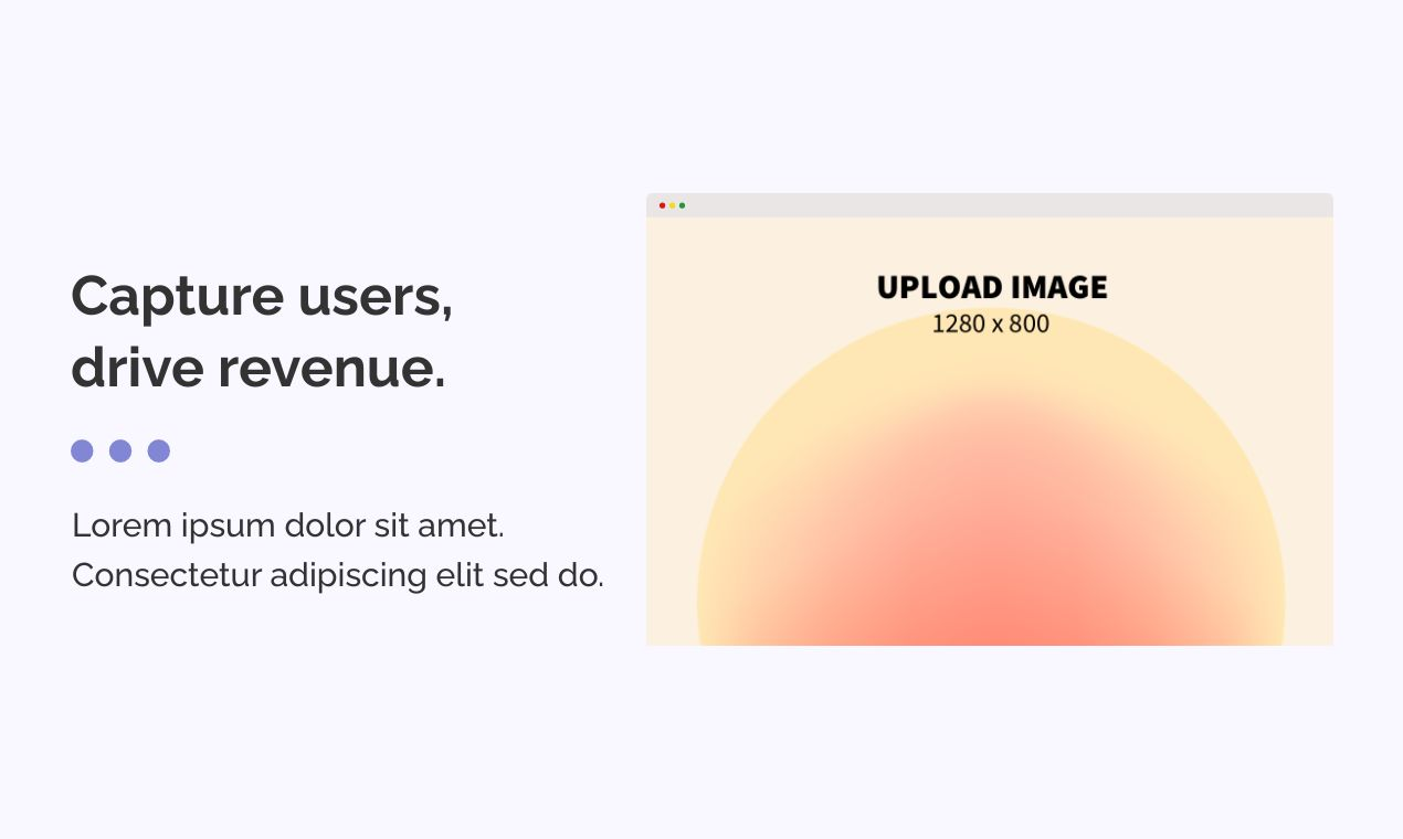 Product Hunt Gallery Screenshot 65 template. Quickly edit fonts, text, colors, and more for free.