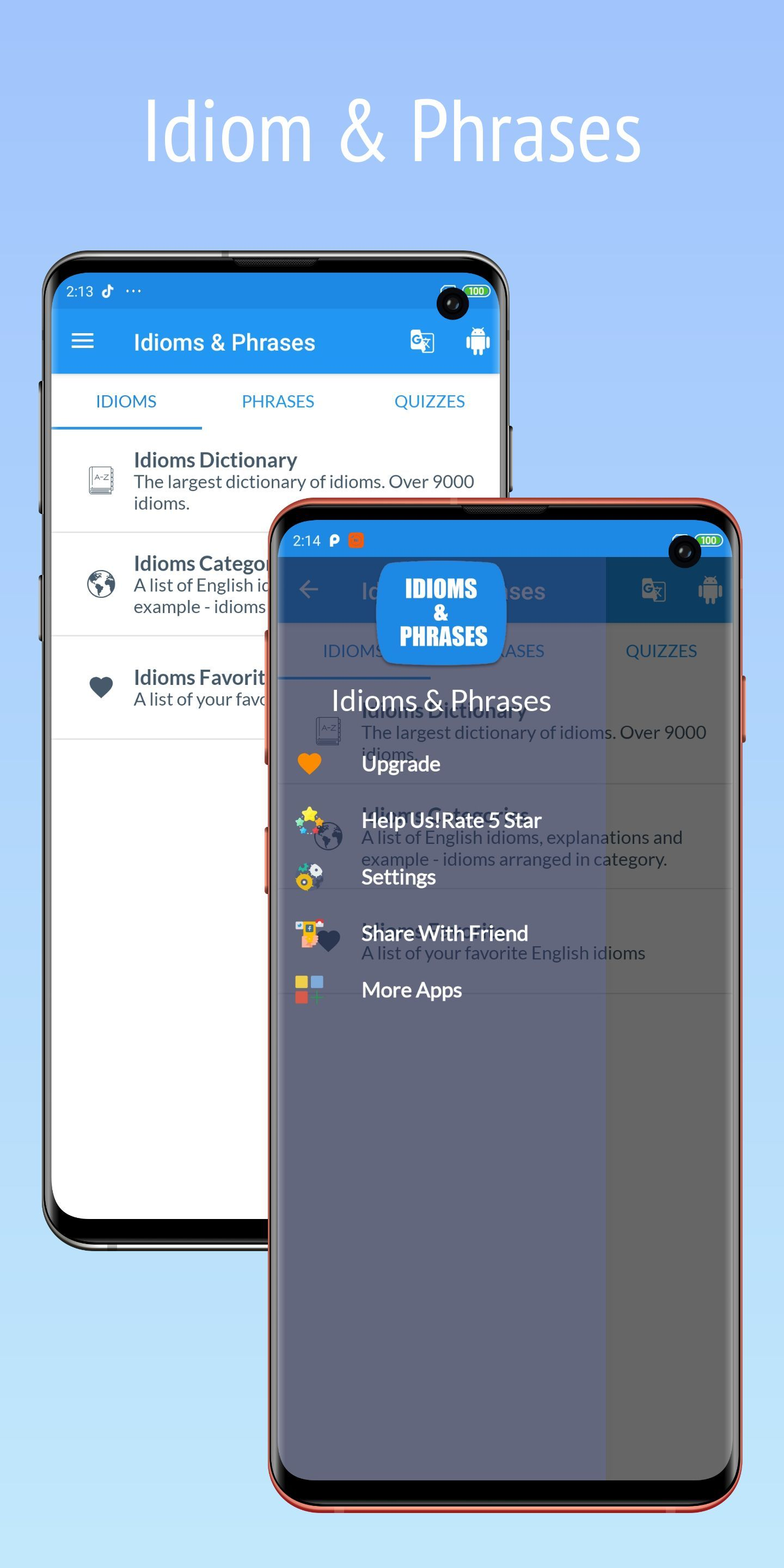 Samsung S10 Screenshot 21 template. Quickly edit fonts, text, colors, and more for free.