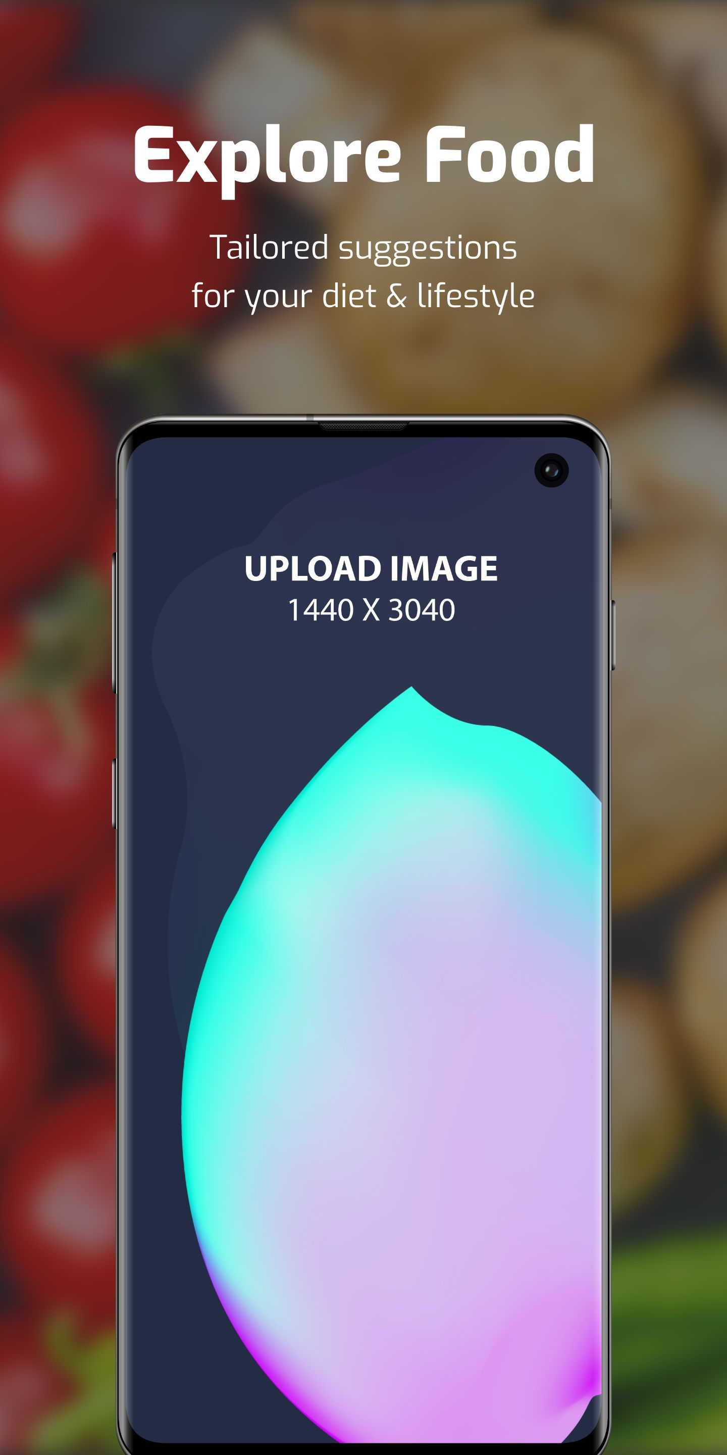 Samsung S10 Screenshot 40 template. Quickly edit fonts, text, colors, and more for free.